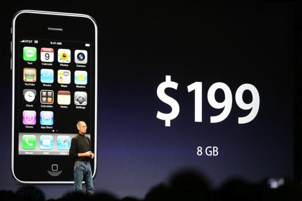 $199 8GB iPhone