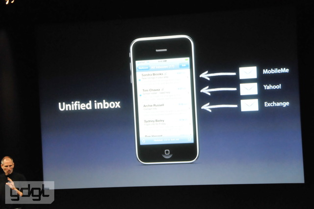 iphone os 4 unified inbox