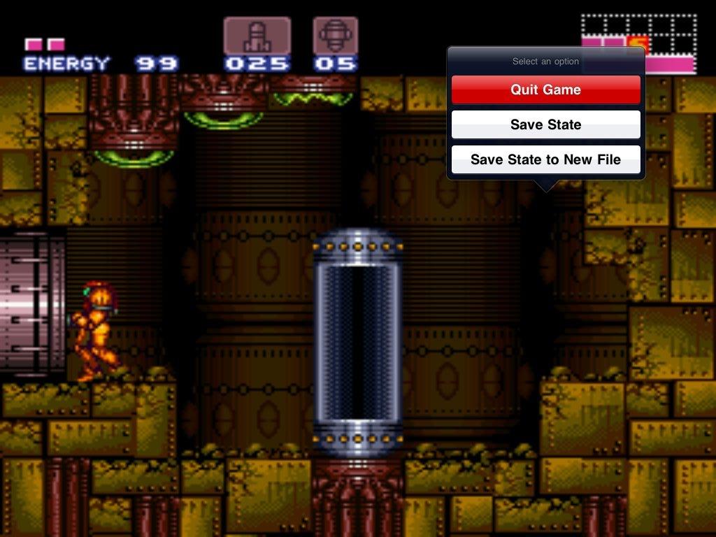 SNES (HD): Super Nintendo Emulator for Jailbroken iPad
