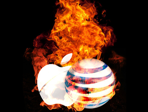 AT&T iPhone 4 Launch Security Breach