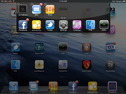 Circuitous for iPad
