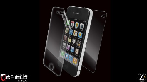 Invisible Shield for iPhone 4