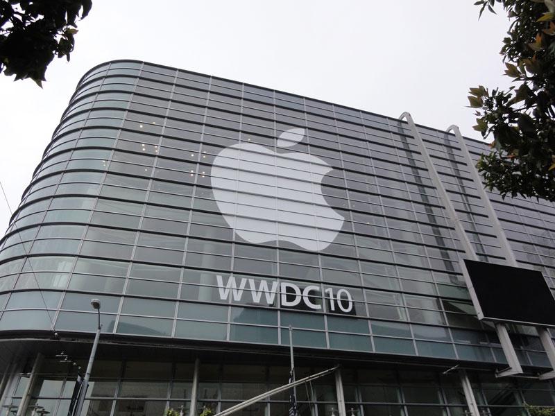 WWDC 2010 Wall