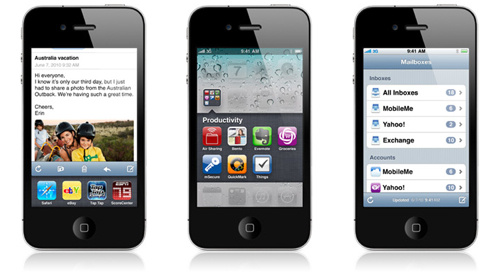 iOS 4 Features