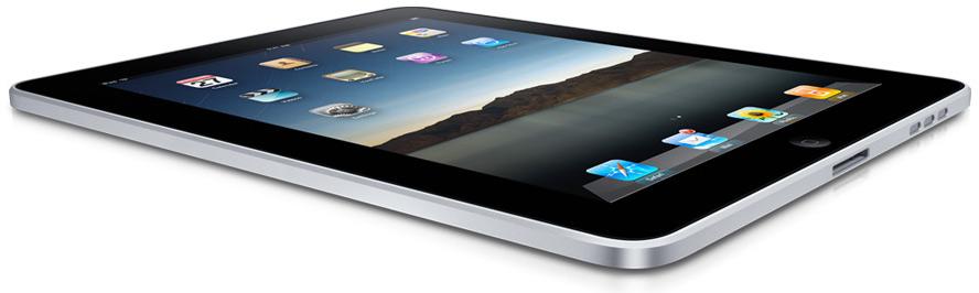 iPad First Impressions