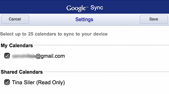 How to Sync Shared Google Calendars With Your iPhone