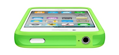 Green iPhone Bumper