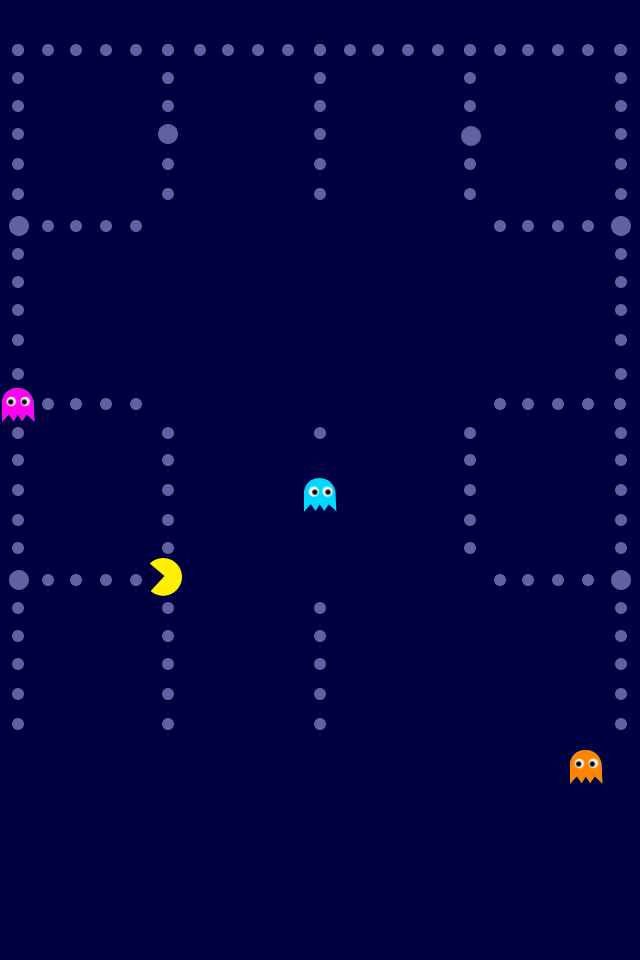 Awesome Pac Man Wallpaper For Iphone