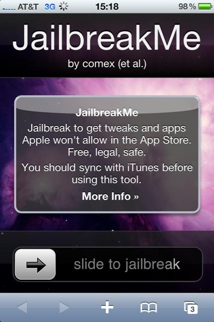 jailbreakme 5.0.1