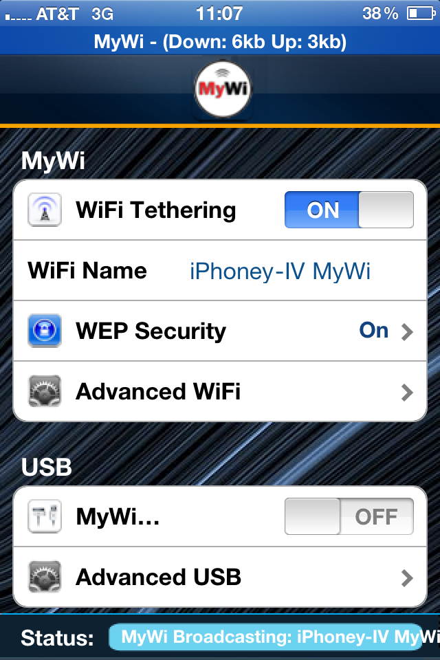Tethering: How to Tether the iPhone 4