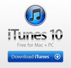 iTunes 10 Download Now Available