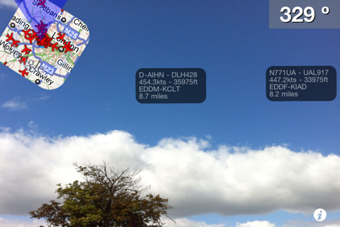 Wow! This App Lets You Identify Planes in the Sky