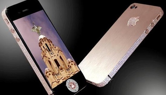 Diamond Covered iPhone