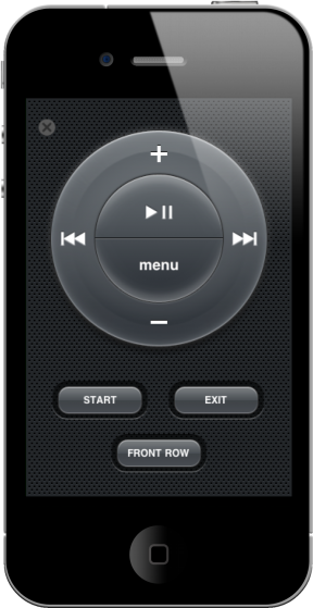 TouchPad Remote