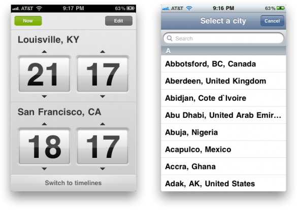Filopanti Does Simple and Pretty Time Zone Conversion