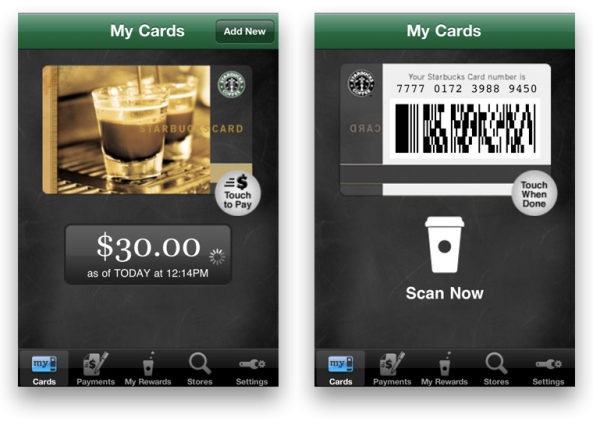 How To Pay With Your Iphone At Starbucks