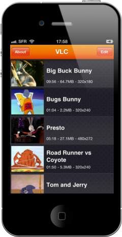 VLC for iPhone Pulled From App Store, Now Available On Cydia