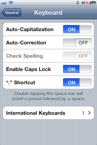 turn off autocorrect iphone manualcorrect puts your iphone s auto correct in check 2029