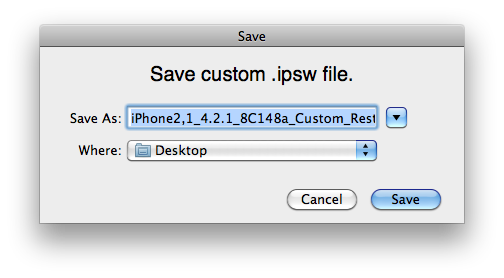 pwnage tool 4.2.1 windows