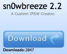 Download Sn0wbreeze For Mac