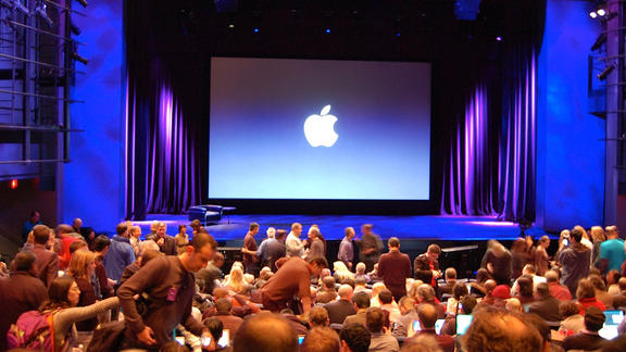 More Details From Today's Apple Event: Steve Jobs, iOS ...