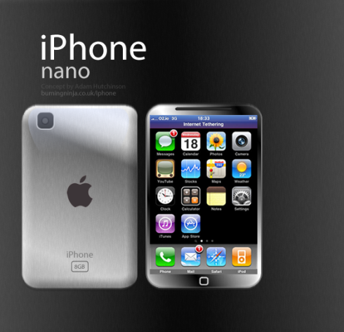 iphone nano new