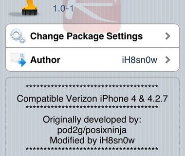 verizon iphone carrier update verizon iphone gets carrier update via apple 16397