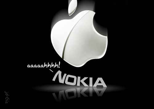 apple overtakes nokia