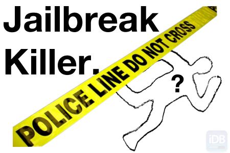 Jailbreak Killer Police Line