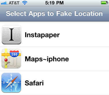 FakeLocation: Make Apps Believe You Are Anywhere