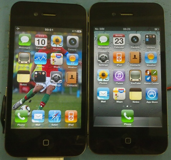 A Clone Apart: Can You Tell These Fake And Real IPhones Apart?
