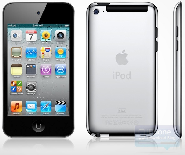 iPod Touch 3G Concept