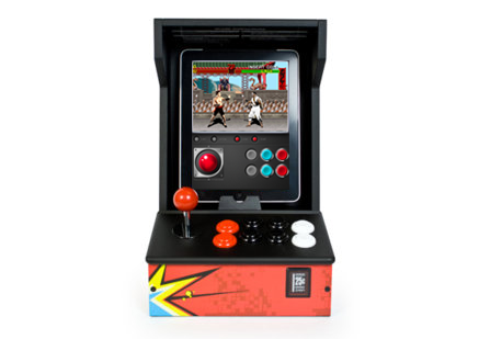 Jailbreak App iMAME4All Adds iCade Support