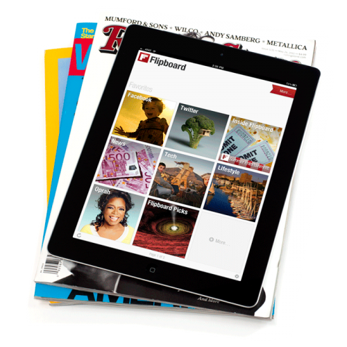 flipboard ipad-screen-1
