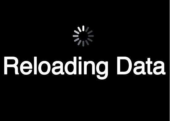 Reloading Data Cydia