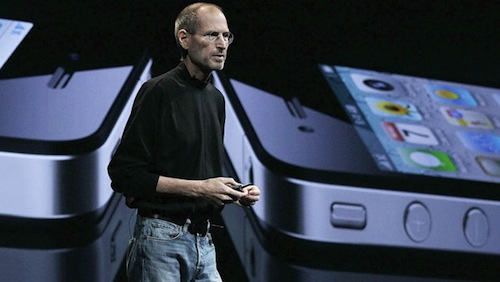 Steve Jobs iPhone keynote