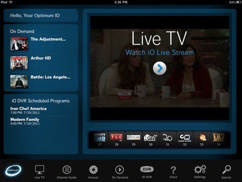 Optimum Tv App Blocking Jailbroken Devices