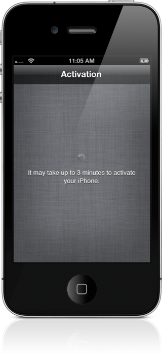 how to activate a verizon iphone could not activate iphone 4s 18544