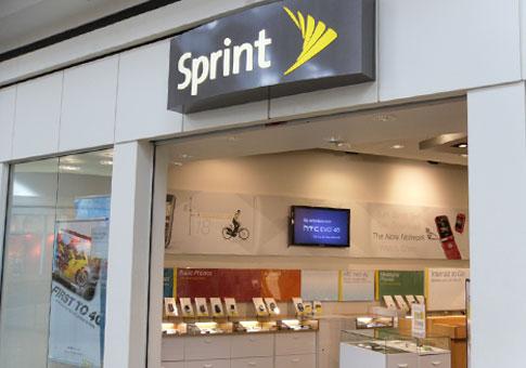 sprint stores