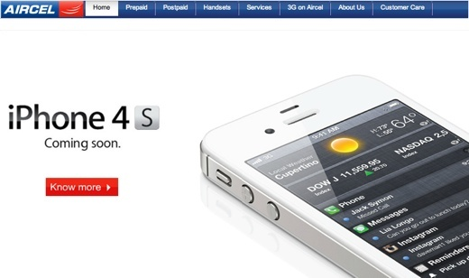 aircel-iphone-4s-coming-soon-india1