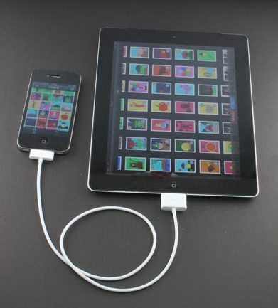 New Ipad Cable Allows You To Transfer Photos From Your Iphone