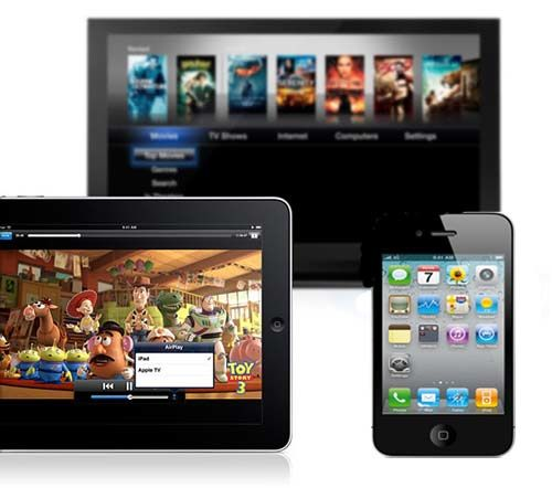 IOS 5.1 Outs New IPhone, IPad, And Apple TV Models