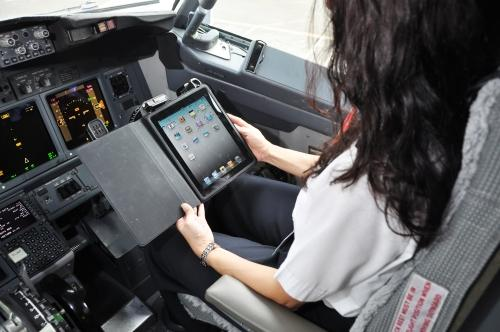 American-Airline-to-use-iPad