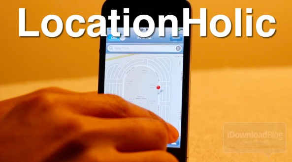 LocationHolic: Fake Your iPhone's Location [Sponsored]
