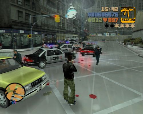 grand theft auto 3 mac free download