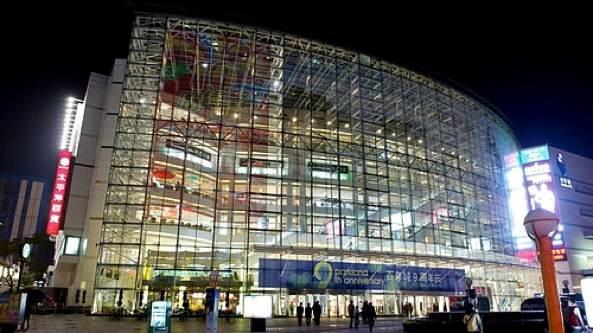The Parkland Mall (Dalian, China, exterior 0010