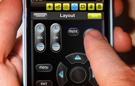 universal remote app for iphone apple patent depicts iphone as self programming tv remote 18124