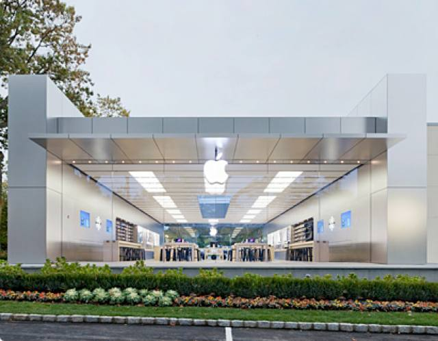 Woman Sues Apple After Walking Into One Of Its Retail Stores Glass