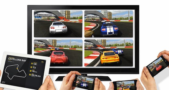 real racing airplay