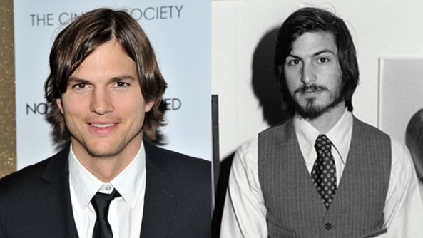 Ashton Kutcher  vs Steve Jobs